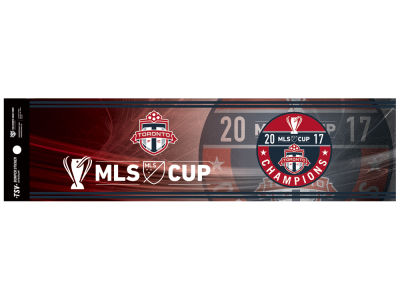 Toronto FC Champs Bumper Sticker