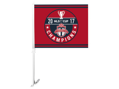 Toronto FC Champs Car Flag