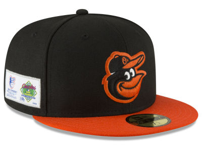 Baltimore Orioles New Era MLB Jersey Custom 59FIFTY Cap