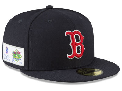Boston Red Sox New Era MLB Jersey Custom 59FIFTY Cap
