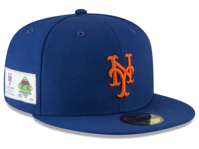 New York Mets New Era MLB Jersey Custom 59FIFTY Cap