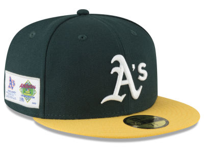 Oakland Athletics New Era MLB Jersey Custom 59FIFTY Cap