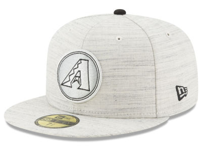 Arizona Diamondbacks New Era MLB Team Out Heather 59FIFTY Cap
