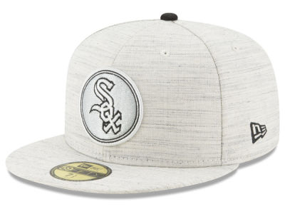 Chicago White Sox New Era MLB Team Out Heather 59FIFTY Cap
