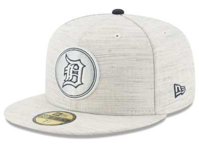 Detroit Tigers New Era MLB Team Out Heather 59FIFTY Cap
