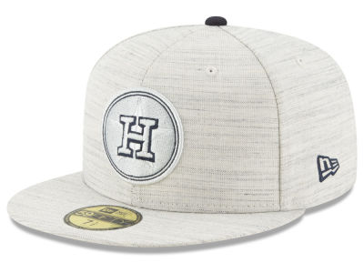 Houston Astros New Era MLB Team Out Heather 59FIFTY Cap