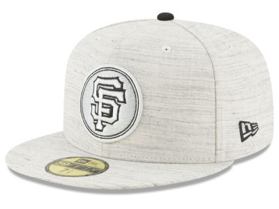 San Francisco Giants New Era MLB Team Out Heather 59FIFTY Cap