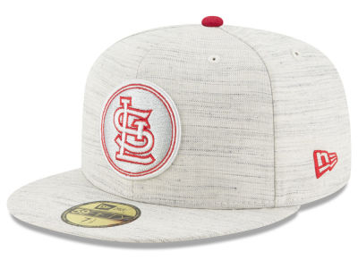 St. Louis Cardinals New Era MLB Team Out Heather 59FIFTY Cap