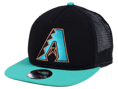 Arizona Diamondbacks New Era MLB Classic Trucker 9FIFTY Snapback Cap