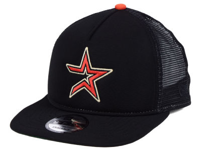 Houston Astros New Era MLB Classic Trucker 9FIFTY Snapback Cap