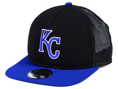 Kansas City Royals New Era MLB Classic Trucker 9FIFTY Snapback Cap