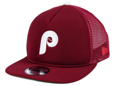 Philadelphia Phillies New Era MLB Classic Trucker 9FIFTY Snapback Cap
