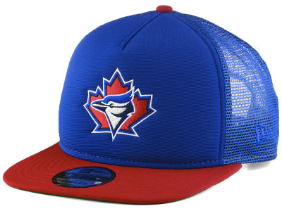 Toronto Blue Jays New Era MLB Classic Trucker 9FIFTY Snapback Cap