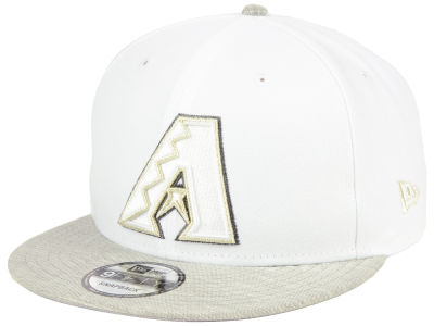 Arizona Diamondbacks New Era MLB Bright Heather 9FIFTY Snapback Cap