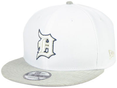 Detroit Tigers New Era MLB Bright Heather 9FIFTY Snapback Cap