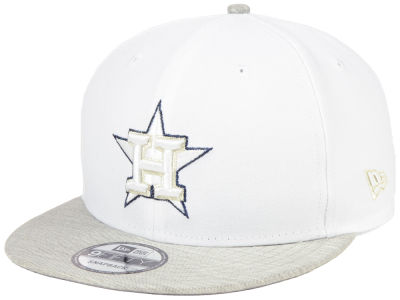 Houston Astros New Era MLB Bright Heather 9FIFTY Snapback Cap