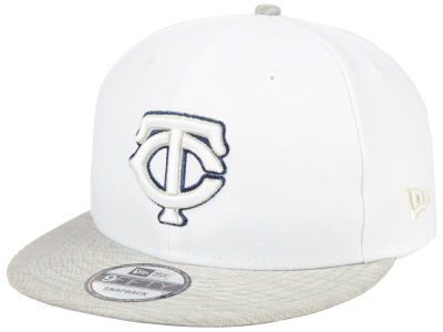 Minnesota Twins New Era MLB Bright Heather 9FIFTY Snapback Cap