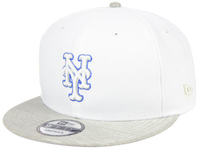 New York Mets New Era MLB Bright Heather 9FIFTY Snapback Cap