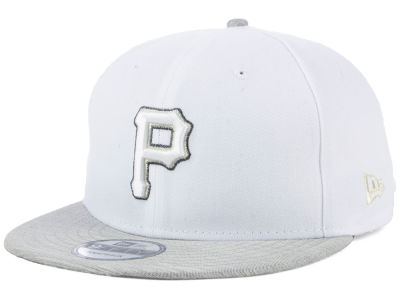 Pittsburgh Pirates New Era MLB Bright Heather 9FIFTY Snapback Cap