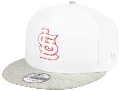 St. Louis Cardinals New Era MLB Bright Heather 9FIFTY Snapback Cap