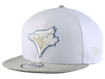 Toronto Blue Jays New Era MLB Bright Heather 9FIFTY Snapback Cap