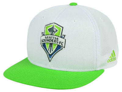 Seattle Sounders FC adidas MLS 2Tone Snapback Cap