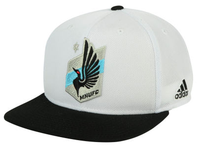 new products 4e13f 16a78 ... canada minnesota united fc adidas mls 2tone snapback cap 61210 19ba3