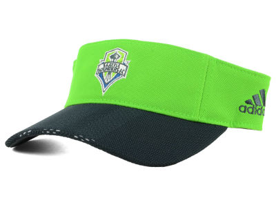 Seattle Sounders FC adidas 2018 MLS Authentic Visor