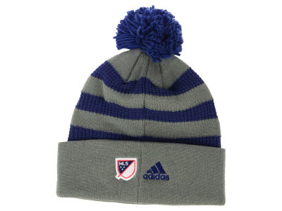 New York Red Bulls adidas 2018 MLS Beanie