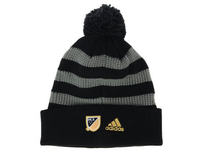 Los Angeles Football Club adidas 2018 MLS Beanie