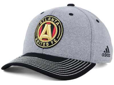 Atlanta United FC adidas MLS Structure Adjustable Cap