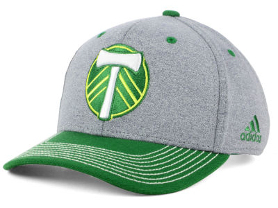 Portland Timbers adidas MLS Structure Adjustable Cap