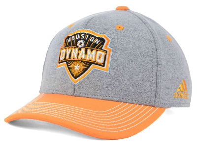 Houston Dynamo adidas MLS Structure Adjustable Cap