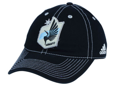 Minnesota United FC adidas MLS Sand Blast Adjustable Cap