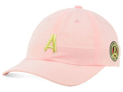Atlanta United FC adidas MLS Pink Easy Adjustable Cap