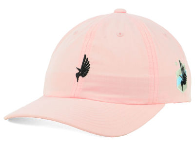 Minnesota United FC adidas MLS Pink Easy Adjustable Cap