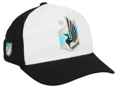 Minnesota United FC adidas MLS Authentic Flex Cap