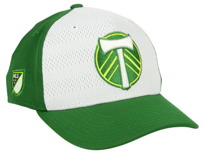 Portland Timbers adidas MLS Authentic Flex Cap