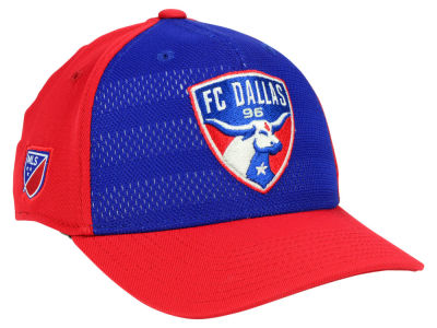 FC Dallas adidas MLS Authentic Flex Cap