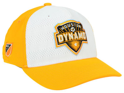 Houston Dynamo adidas MLS Authentic Flex Cap
