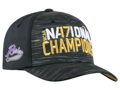 Mt. Union Raiders Top of the World 2017 NCAA Division III Champions Cap