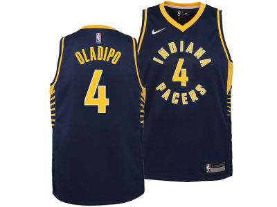 Indiana Pacers Victor Oladipo Nike NBA Youth Icon Swingman Jersey