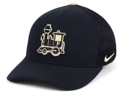 purchase cheap d8db8 c95c4 Purdue Boilermakers Nike NCAA Col Aro Swooshflex Cap