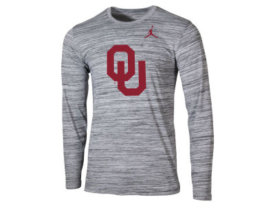 Oklahoma Sooners Nike NCAA Men's Legend Travel Long Sleeve T-Shirt