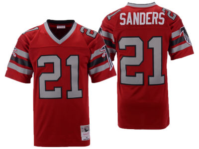 Atlanta Falcons Deion Sanders Mitchell & Ness NFL Replica Throwback Jersey