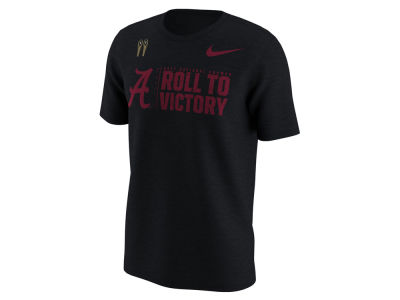 Alabama Crimson Tide Nike NCAA Men's National Champ Verbiage T-Shirt