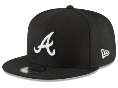 Atlanta Braves New Era MLB Jersey Hook 9FIFTY Snapback Cap