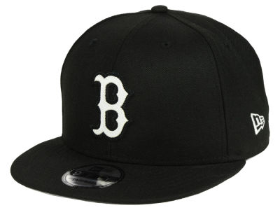 Boston Red Sox New Era MLB Jersey Hook 9FIFTY Snapback Cap