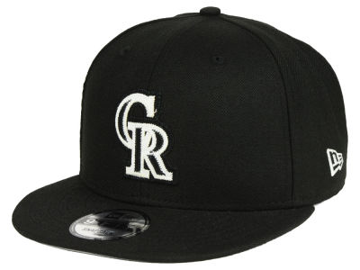 Colorado Rockies New Era MLB Jersey Hook 9FIFTY Snapback Cap