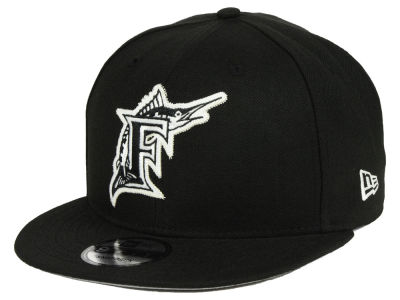 Florida Marlins New Era MLB Jersey Hook 9FIFTY Snapback Cap